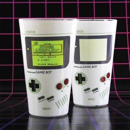 Game Boy - Vaso térmico (reacciona con bebidas frías)