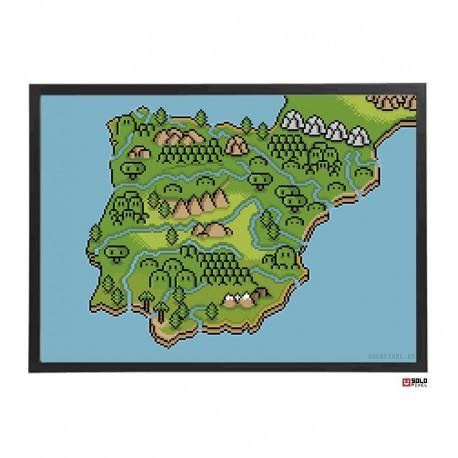 Lámina: Geografía Ibérica