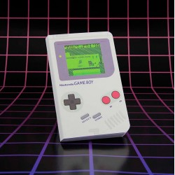 Game Boy - Cuaderno de notas