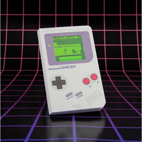 Game Boy - Cuaderno de notas