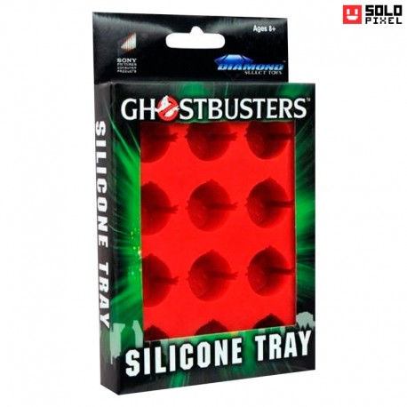 Ghostbusters - Molde para hielo, chocolate o caramelos