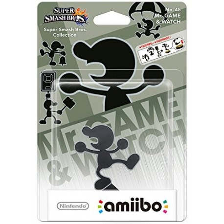 Amiibo Game & Watch
