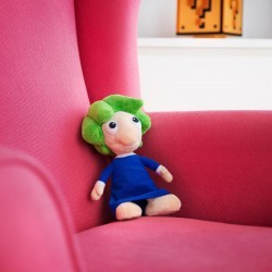 Peluche de The Lemmings ® con sonido