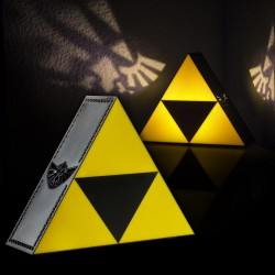 ZELDA - Lámpara USB Tri-force