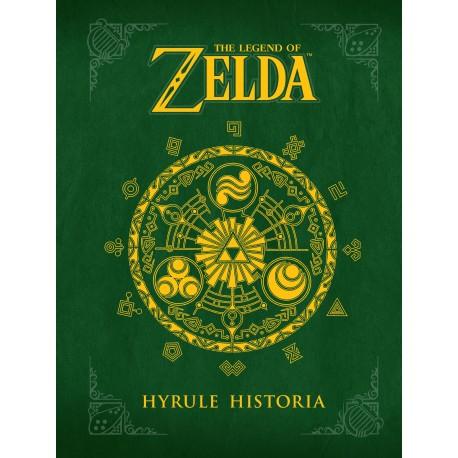 The Legend Of Zelda: Historia de Hyrule