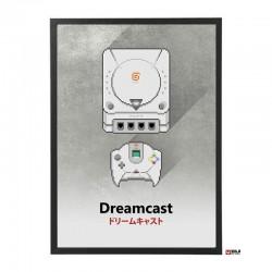 Lámina: Dreamcast (ドリームキャスト)