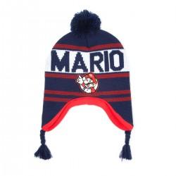 Gorro de lana Esquí Super Mario Nintendo ®