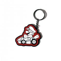 Llavero de caucho 'Mario Kart' | Nintendo ®