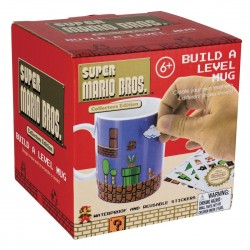 Taza - Super Mario Level One (Nintendo)