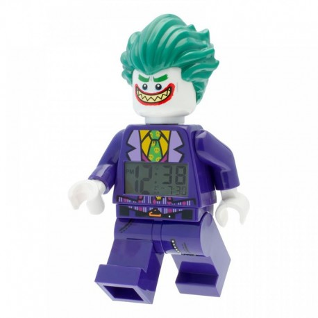 The LEGO Batman Movie despertador The Joker