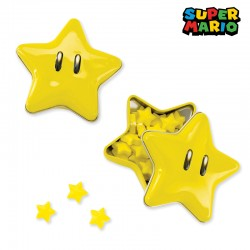 Caramelos Estrella Nintendo Super Star Candies