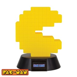 Pac-Man lámpara 3D Icon Pac-Man 10 cm