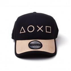 Gorra de Sony PlayStation ® Negro y madera