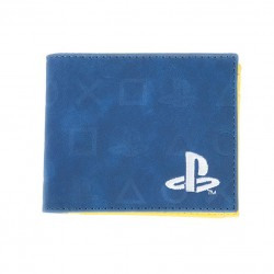 Cartera monedero azul ® Sony PlayStation