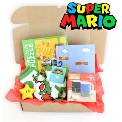 Caja de regalos de Mundo de Mario