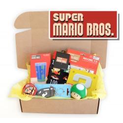 Caja de regalos de Super Mario Bros.