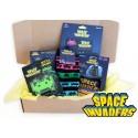 Caja de regalos de Space Invaders