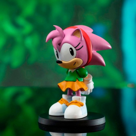 Sonic The Hedgehog Figura PVC BOOM8 Series Vol. 05 Amy 8 cm