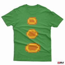 Camiseta del Tentáculo verde · El día del Tentáculo