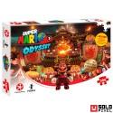 Super Mario Odyssey Puzzle Bowser's Castle