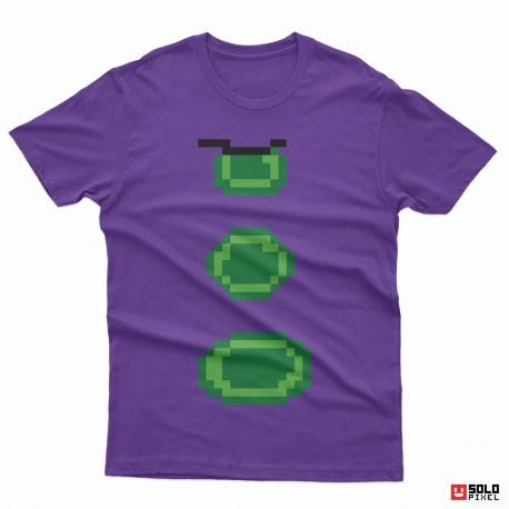 Camisetas frikis: Tentáculo púrpura