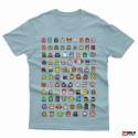 Camiseta del Phantom Carnival · Pixel-Art