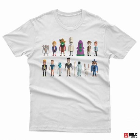 Camisetas frikis: Luca's Family
