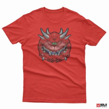 Camisetas frikis: Cacodemon