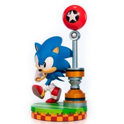 Sonic the Hedgehog Estatua PVC Sonic 28 cm