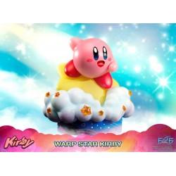 Kirby Estatua Warp Star Kirby 30 cm