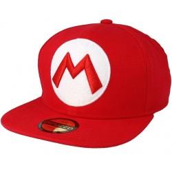 Gorra Mario Bros.