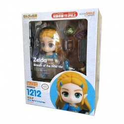 Figura Nendoroid Zelda Breath of the Wild