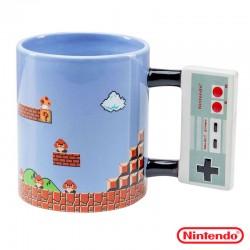 Taza de mando NES