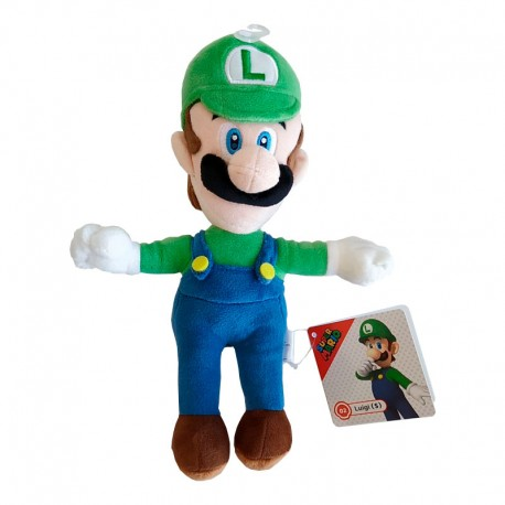 Peluche de Luigi 25 cm.