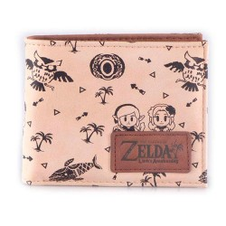 Cartera Monedero The Legend of Zelda Link's Awakening