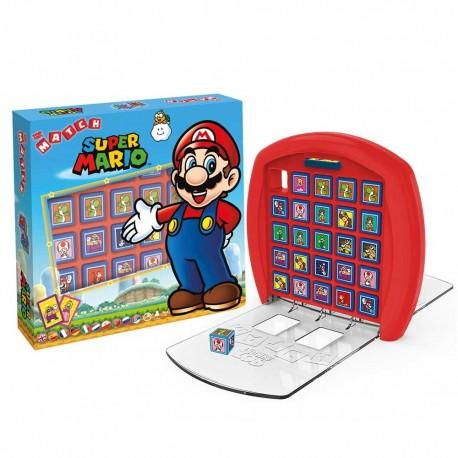 Juego de mesa Super Mario 5 en raya
