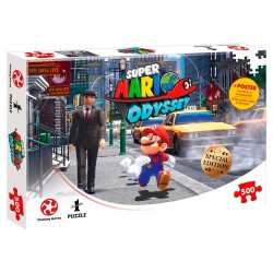 Super Mario Odyssey Puzzle New Donk City