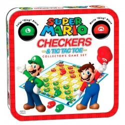 Las Damas de Super Mario y Luigi