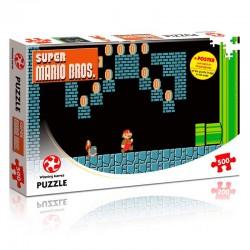 Puzzle Underground Adventures de Super Mario Bros.