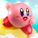 Kirby Estatua Warp Star Kirby 30 cm