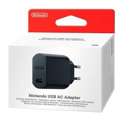 Nintendo USB AC Adaptador de corriente