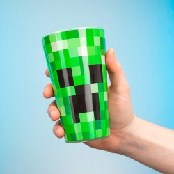 Vaso Minecraft Creeper