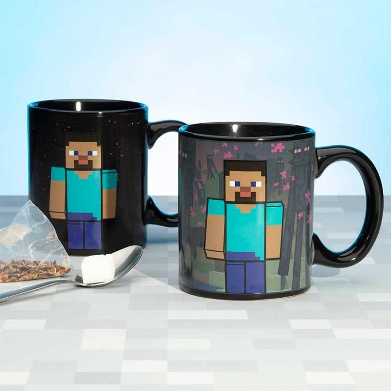 Taza de Minecraft