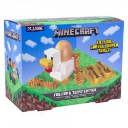 Set de desayuno Minecraft