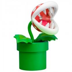 Lámpara Planta Piraña de Super Mario