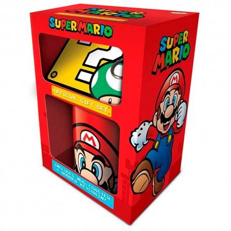 Caja de Regalos de Super Mario