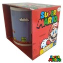 Taza de Super Mario Bros, pantalla de inicio