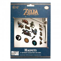 ZELDA - The Legend Of Zelda Magnets