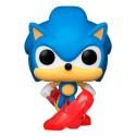 Sonic the Hedgehog POP! Games Vinyl Figura Sonic 30th - Running Sonic 9 cm