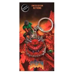 Llavero de metal Cacodemon DOOM ® Edición limitada